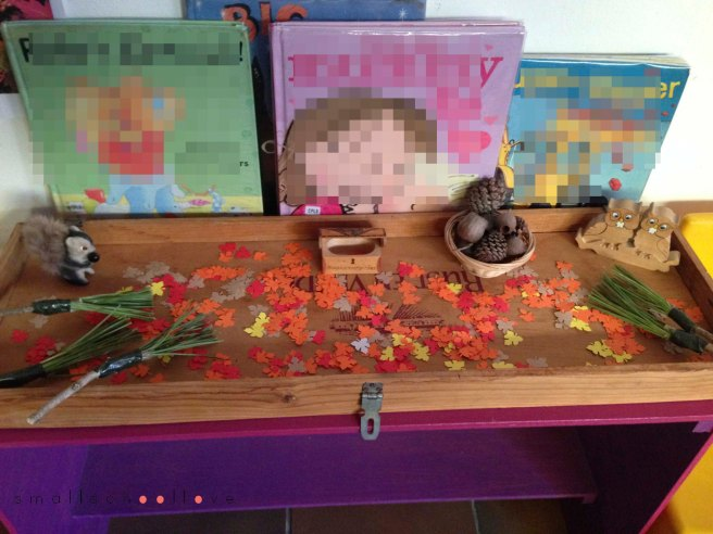 autumn small school