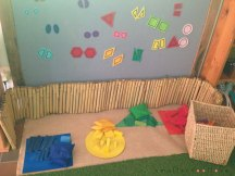 felt board small school