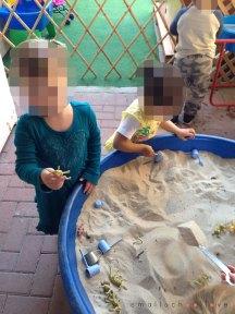 small school volcano dinosaur