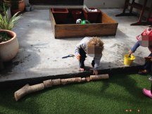 loose parts playschool