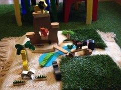 animal play provocation