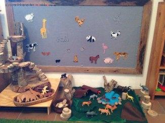 animal play mat