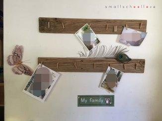 my family wall
