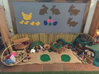 easter play provocation