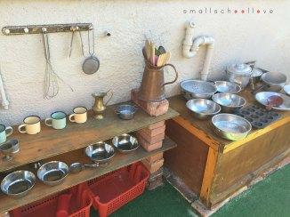 outdoor kitchen fun