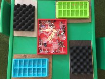 sorting tray