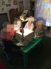 Autumn light table1