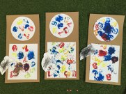 hickory dickory stamping art