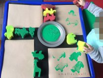 animal stamps