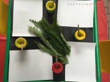 fern painting