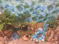 rainforest play provocation