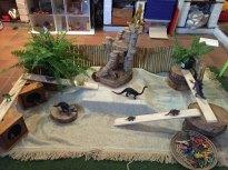 dinosaur play provocation